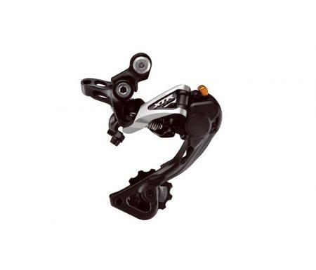 Bagskifter Shimano XTR Shadow RD+ RD-M986-GS 2 x 10 gear Sort