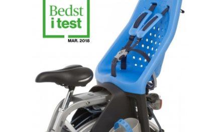 Barnestol Yepp Maxi Blå – Testvinder