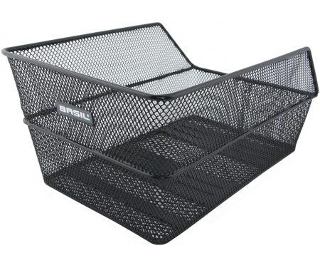 Basil Cento Premium Ltd. Edition – Kurv til Bagagebærer – 45x31x21 cm – Sort