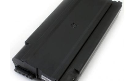 Batteri til E-FLY elcykel 24 volt 11AH – Sort