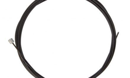 BBB – BCB-10 – Gearwire med teflon – 1.1 x 2000 mm – Sort
