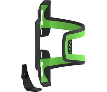 BBB – Dualattack – Flaskeholder – Universal højre/venstre – Sort/grøn