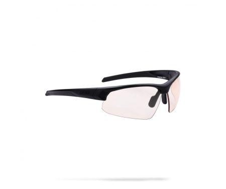 BBB Impress Reader – Fotokromiske cykelbriller med læsestyrke – Sort