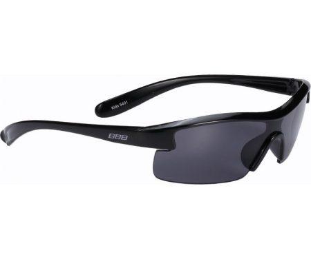 BBB Kids – Cykelbrille til barn – Mørke linser – Sort