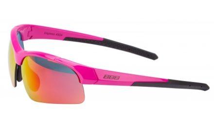 BBB – Løbe- og cykelbrille Impress Lady – 3 sæt linser – Pink
