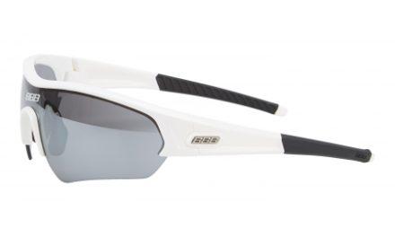 BBB – Løbe- og cykelbrille Select med 14 dele – Hvid