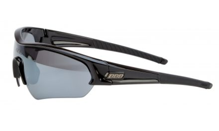 BBB – Løbe- og cykelbrille Select med 14 dele – Sort