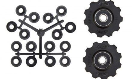 BBB pulleyhjul 11 tands med ABEC-3 lukkede lejer – Rollerboys 2 stk