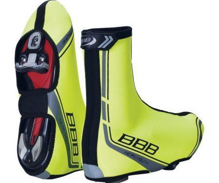 BBB Skoovertræk Heavy Duty – Race/MTB – Neon