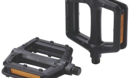 BBB Trailride BPD-35 – Pedal til MTB – Sort