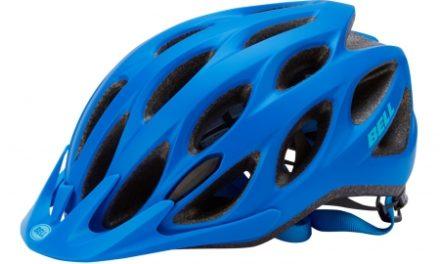 Bell Charger – Cykelhjelm – Str. 50-57 cm – Blå