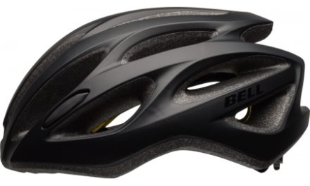 Bell Draft – Cykelhjelm – Str. 54-61 cm – Mat sort