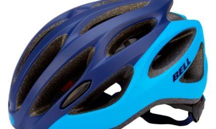 Bell Draft cykelhjelm  – Str. 54-61 cm – Midnight/blå