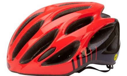 Bell Draft Mips – Cykelhjelm – Str. 54-61 cm – Rød/Sort