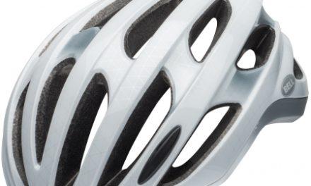 Bell Formula – Cykelhjelm – Hvid/Sølv