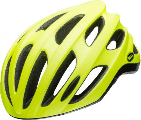 Bell Formula – Cykelhjelm – Neon gul/Sort