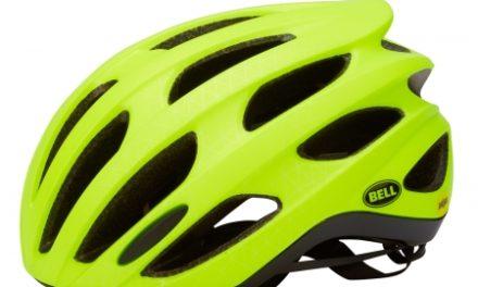 Bell Formula Mips – Cykelhjelm – Neon gul/Sort