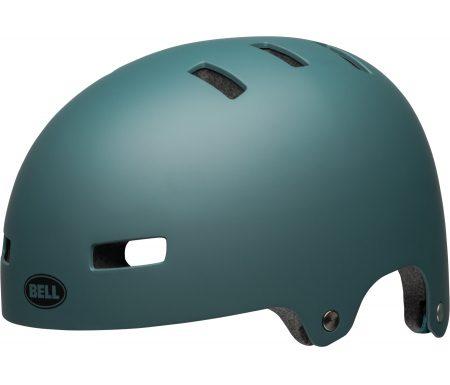 Bell Local – Cykel- og Skaterhjelm – Mat Grågrøn