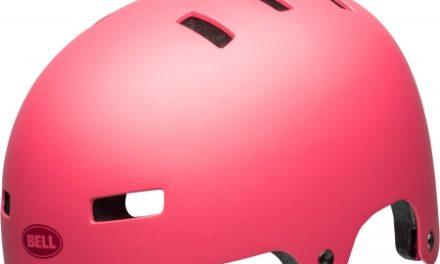 Bell Local – Cykel- og Skaterhjelm – Mat lyserød