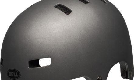 Bell Span – Cykel- og skaterhjelm – Mat Sølv