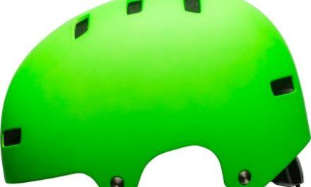 Bell Span – Cykel- skaterhjelm – Grøn
