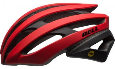 Bell Stratus Mips – Cykelhjelm – Mat Rød/Sort