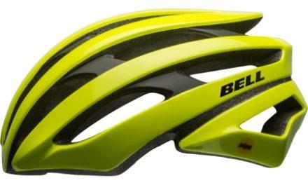 Bell Stratus Mips – Cykelhjelm – Neon gul/Sort