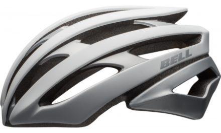 Bell Stratus Mips – Cykelhjelm – Sølv/Hvid