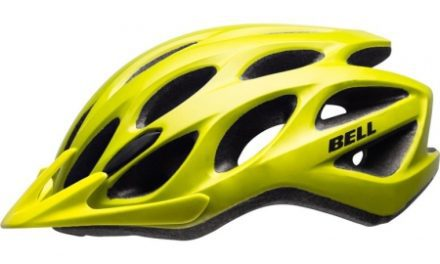 Bell Tracker – Cykelhjelm – Str. 54-61 cm – Mat Neongul