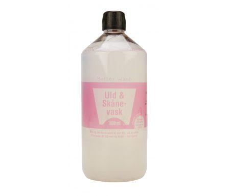 Better Wash Uld og skånevask – Vaskemiddel – 1000 ml.