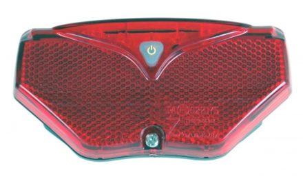 Bike Attitude – I-409RG1 – Baglygte – 5 dioder til bagagebærer – 50 mm
