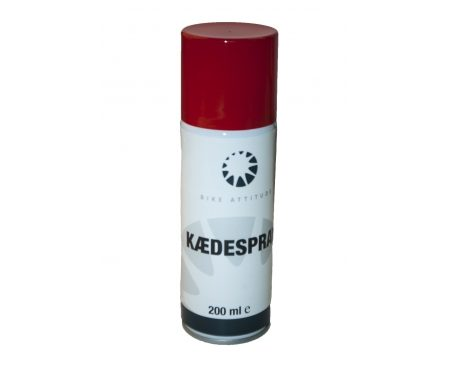 Bike Attitude – Kædespray – 200 ml – Transparent