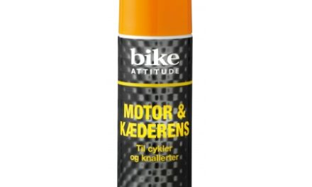Bike Attitude – Motor & Kæderens spray – 200 ml