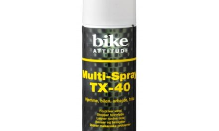 Bike Attitude – Multispray – TX-40 – 200 ml – Universal smøremiddel