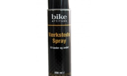 Bike Attitude – Spray til kæder og andet – 500 ml