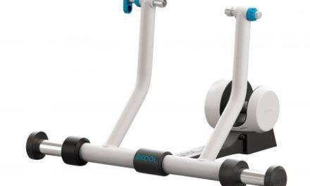 BKOOL Smart Go – Smart hometrainer – Op til 800 watts modstand – Hvid
