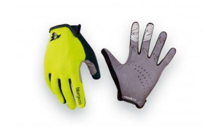 Bluegrass Magnete Lite – MTB handsker – Hi-Vis gul/sort