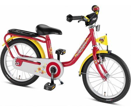 "Børnecykel Puky Z 8 18"" Rød"