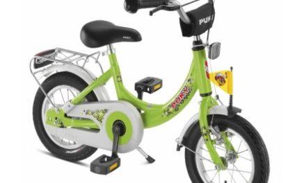 """Børnecykel Puky ZL 12 Alu 12"""" Kiwi/Grøn"""