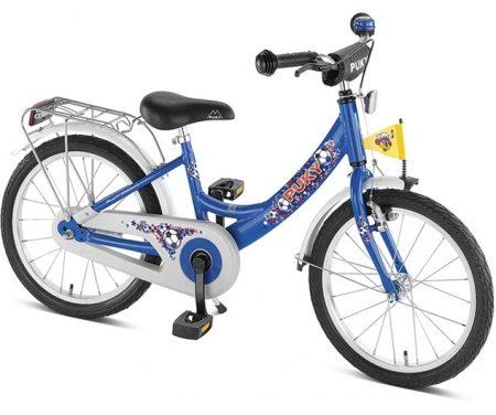 """Børnecykel Puky ZL 16 Alu 16"""" Blå Fodbold"""