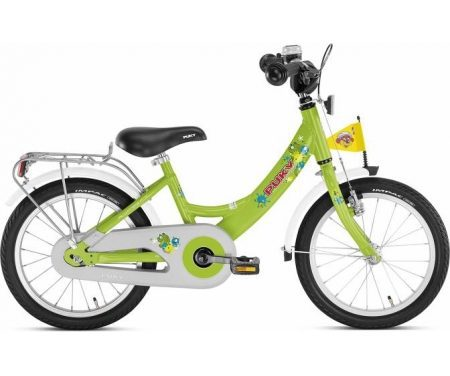 "Børnecykel Puky ZL 16 Alu 16"" Grøn"