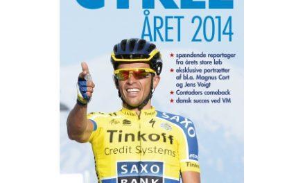Bog: Cykelåret 2014