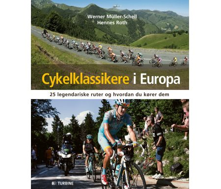 Bog: Cykelklassikere i Europa
