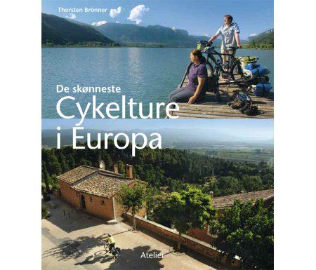 Bog: De skønneste cykelture i Europa