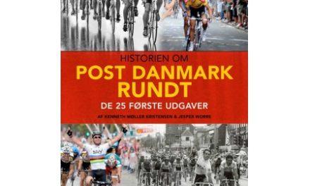 Bog: Historien om Post Danmark Rundt