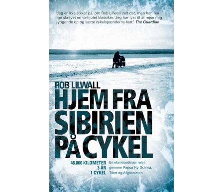 Bog: Hjem fra Sibirien på cykel
