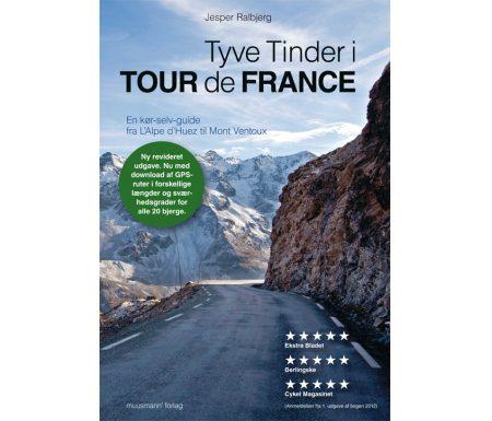 Bog: Tyve tinder i TOUR de FRANCE