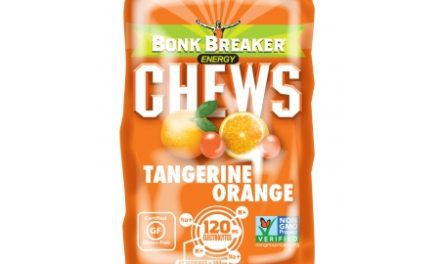 BONK BREAKER  Chews – Energi vingummi – Orange – 50 gram