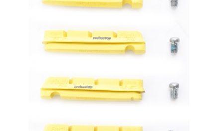 Bremsegummi Swissstop Flash Pro Yellow King Shimano