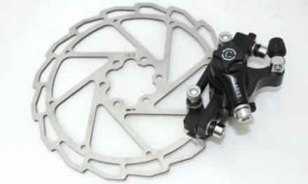 Bremsekaliber mekanisk front Clarks